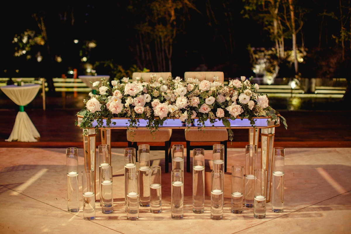 It's All About Romance For This Destination Wedding At Banyan Tree Mayakoba