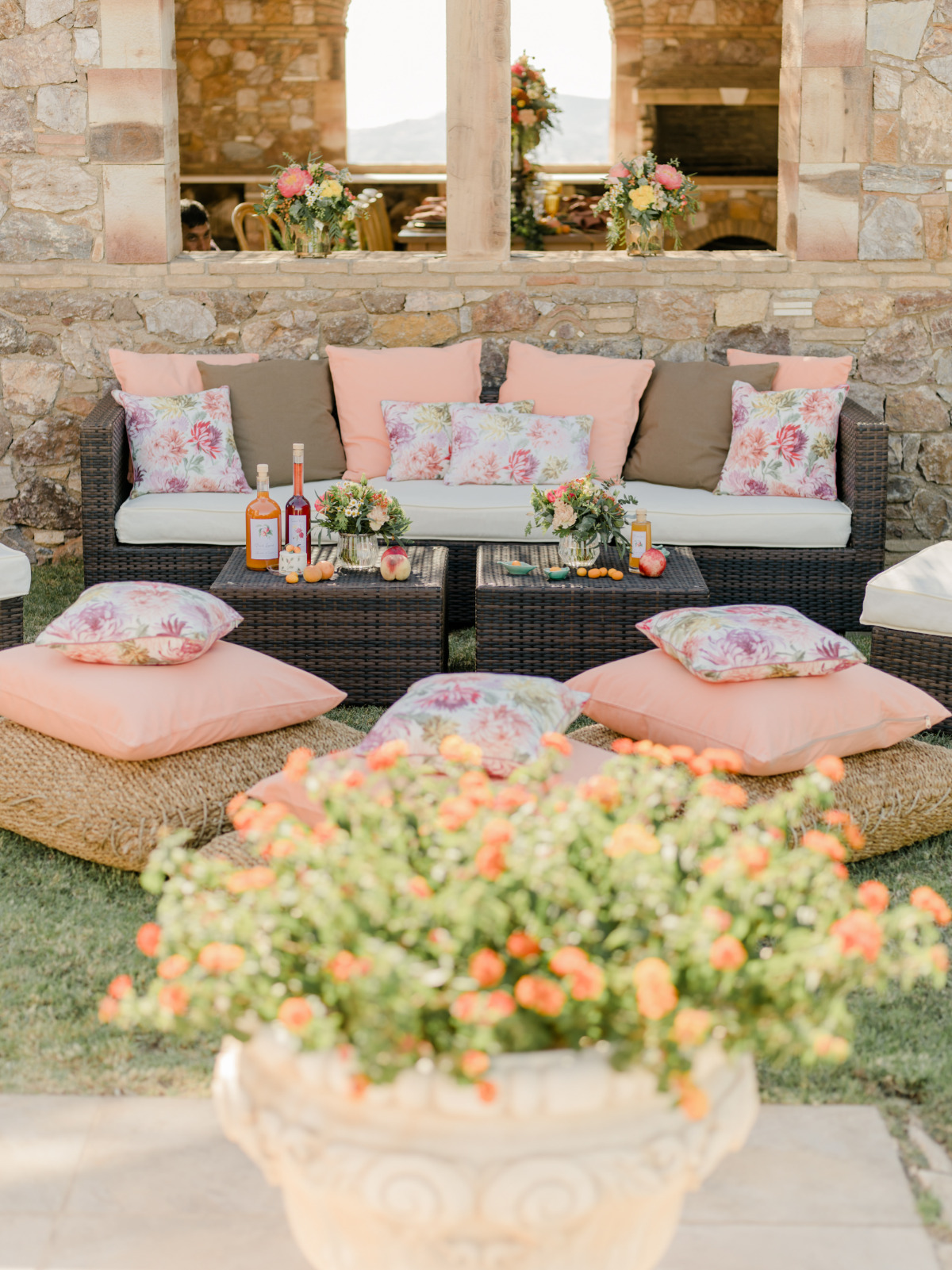 A Styled Shoot In Greece Full Of Optimism Amid A Global Pandemic