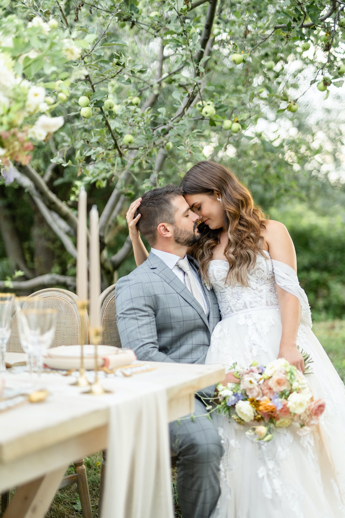 This Almafi Coast Inspired Shoot Proves You Can Make Your Destination Wedding Come To You