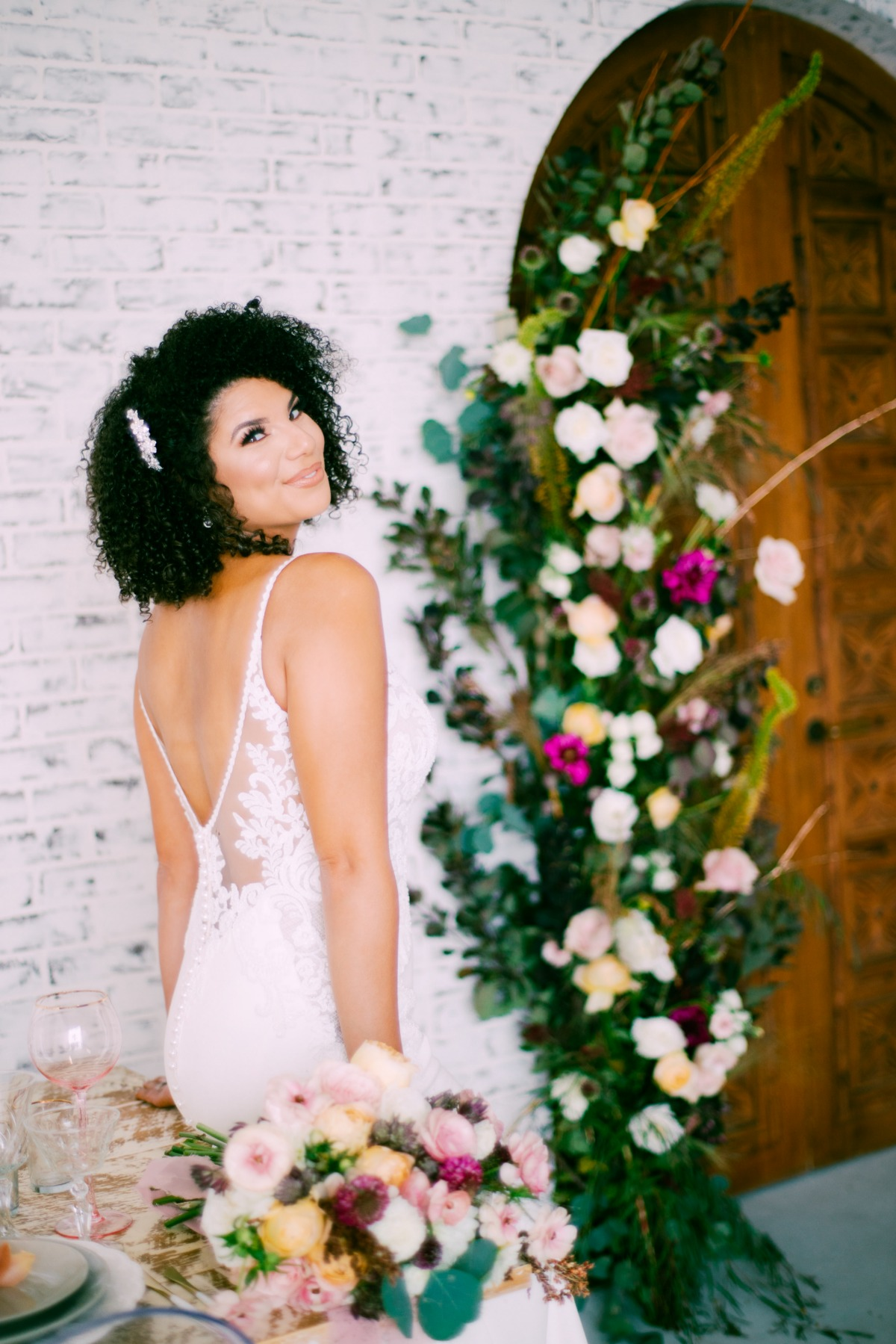 Intimate and Lush Bridal Session with Fall Vibes