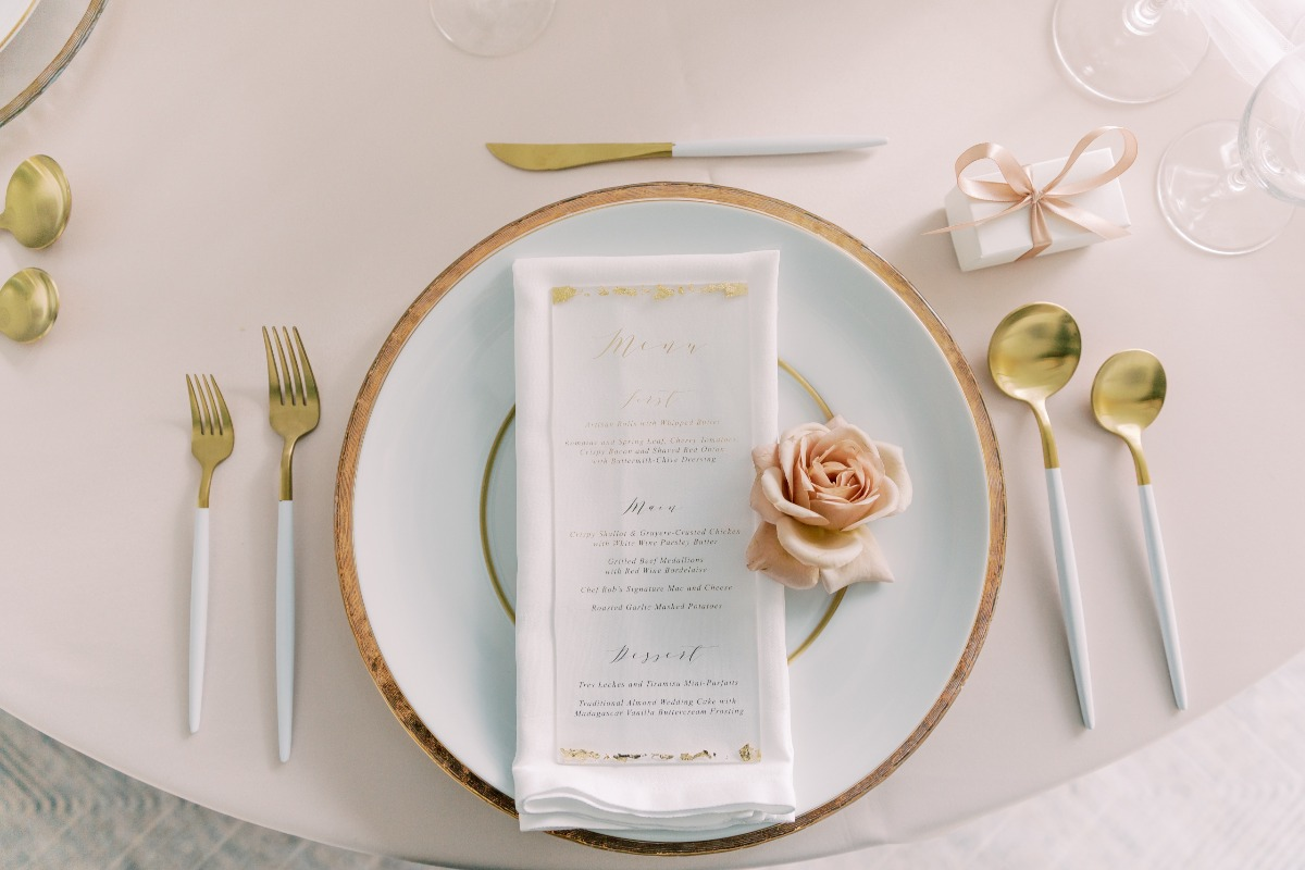 Romantic Rooftop Wedding Inspiration at Four Seasons Seattle