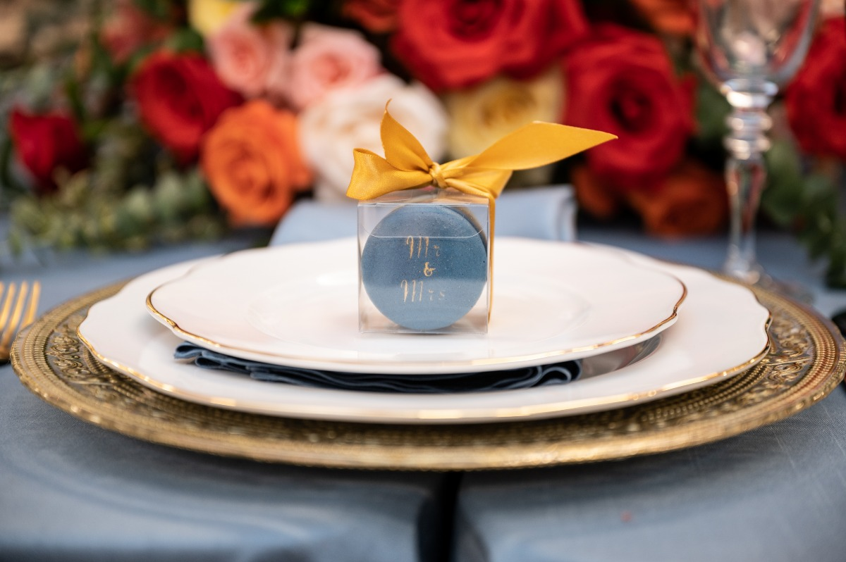 It's All About Fall in this Chic Baltimore Wedding Inspiration