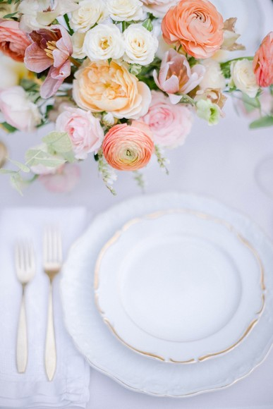 Souls and Seasons were Paired for this Santa Barbara Wedding Inspiration