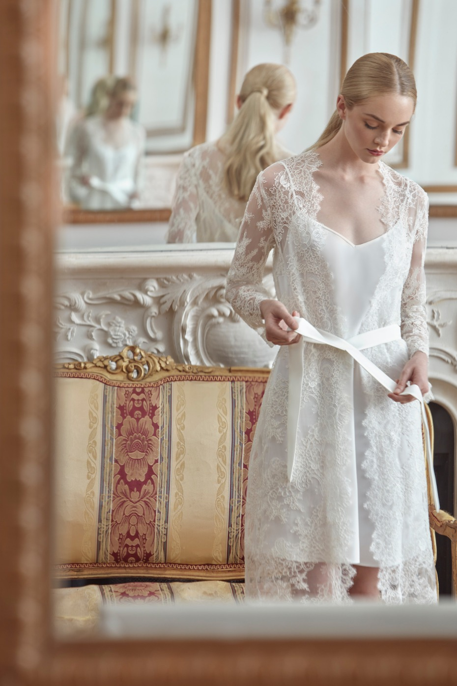 Sareh Nouri Just Upped the Bridal Getting-Ready Game In a Major Way