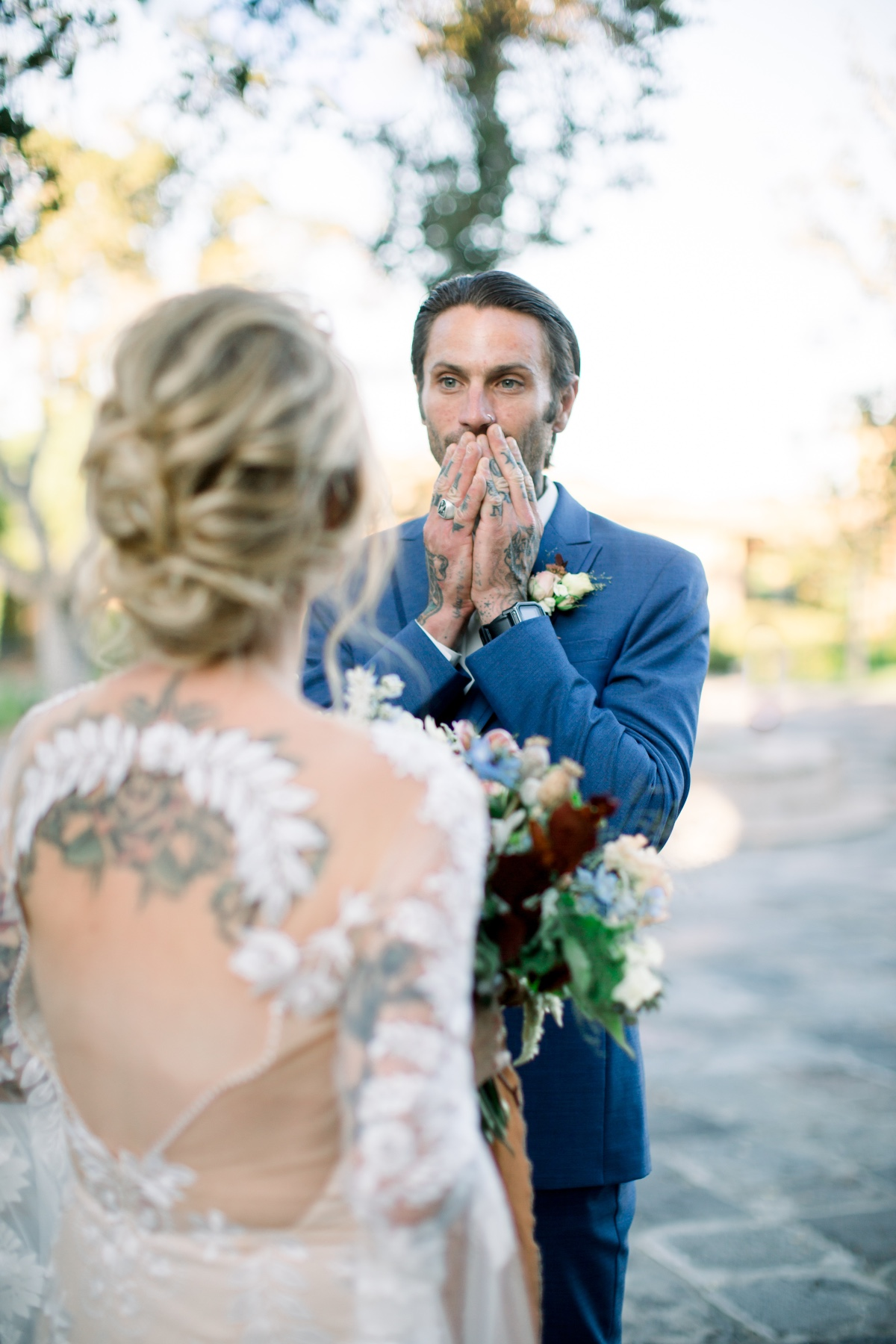 Elegant Micro Wedding in Carmel California