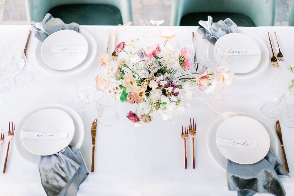 This Micro Wedding Inspiration in California  Is A Breath Of Fresh Air