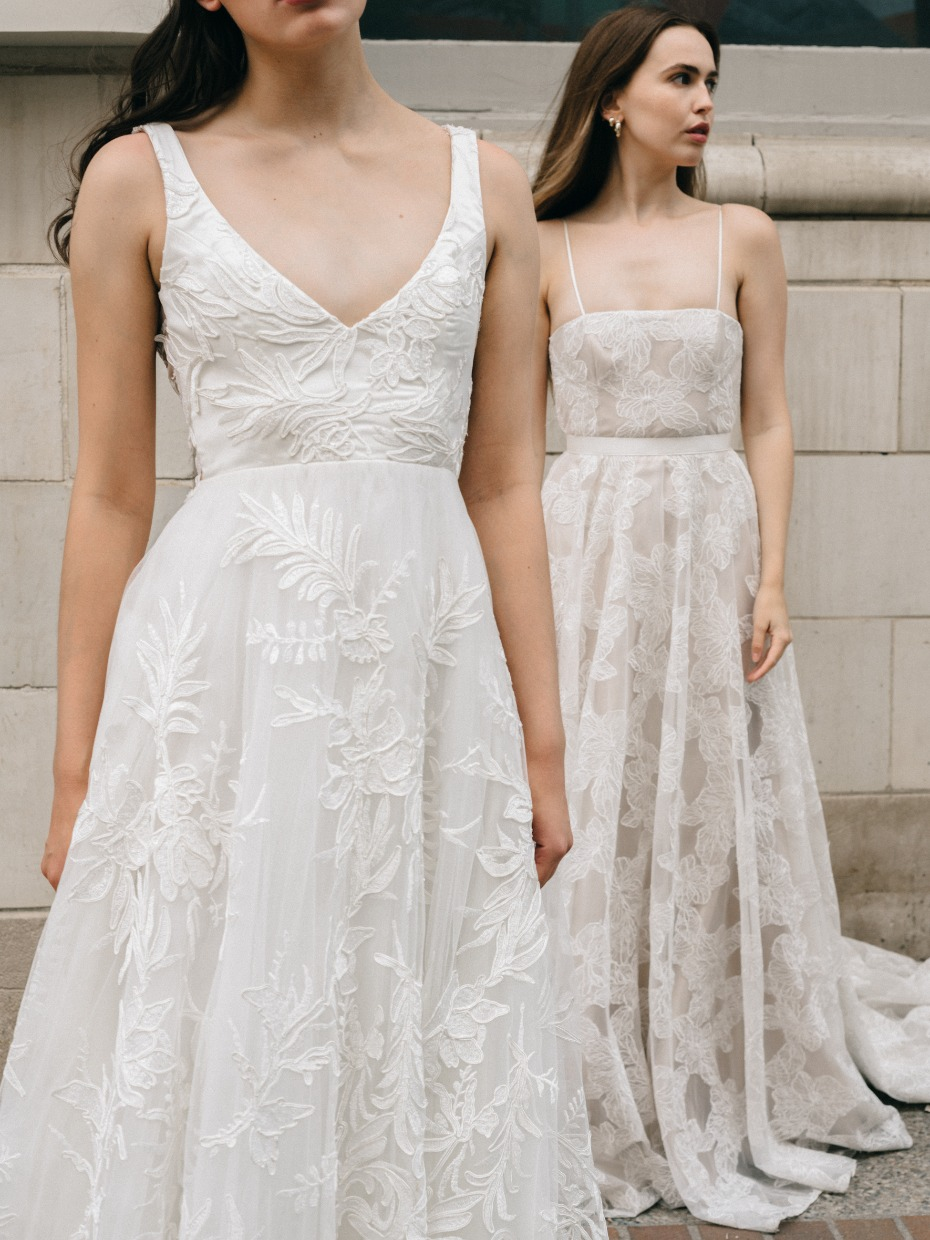 When We Say This Brand Honors and Celebrates Its Brides, We Mean It