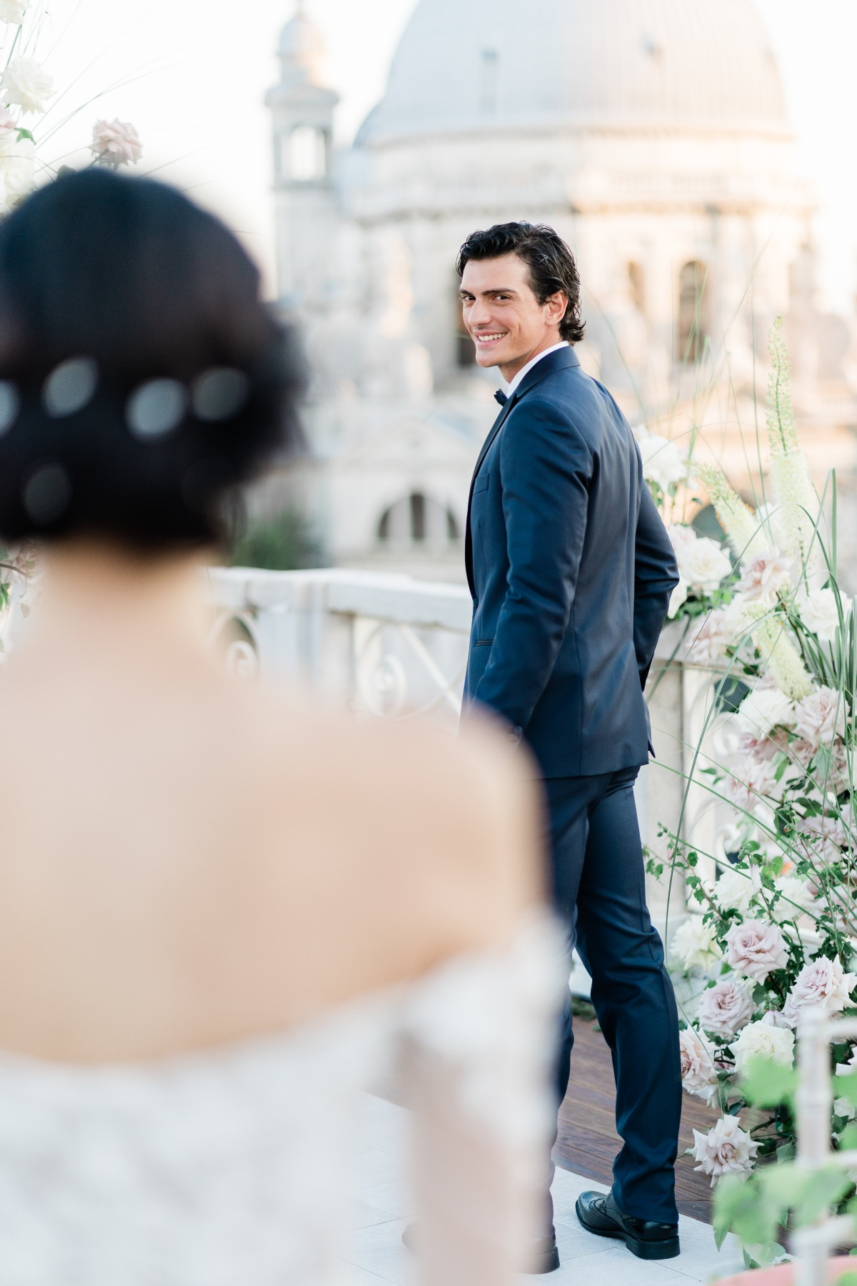 Intimate fairytale Wedding in the heart of Venice