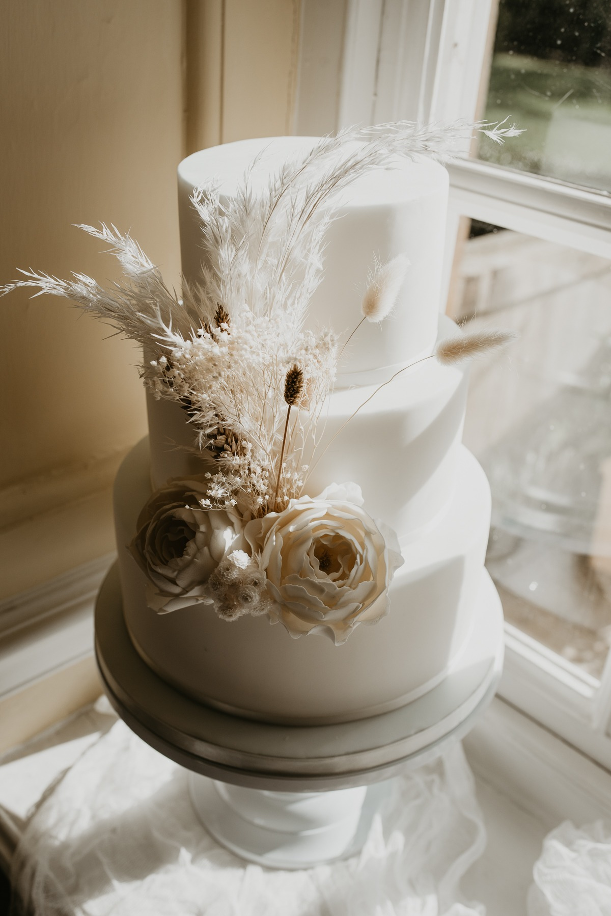 Elegance Meets Indie Wedding At A Boutique Country House Hotel In The UK