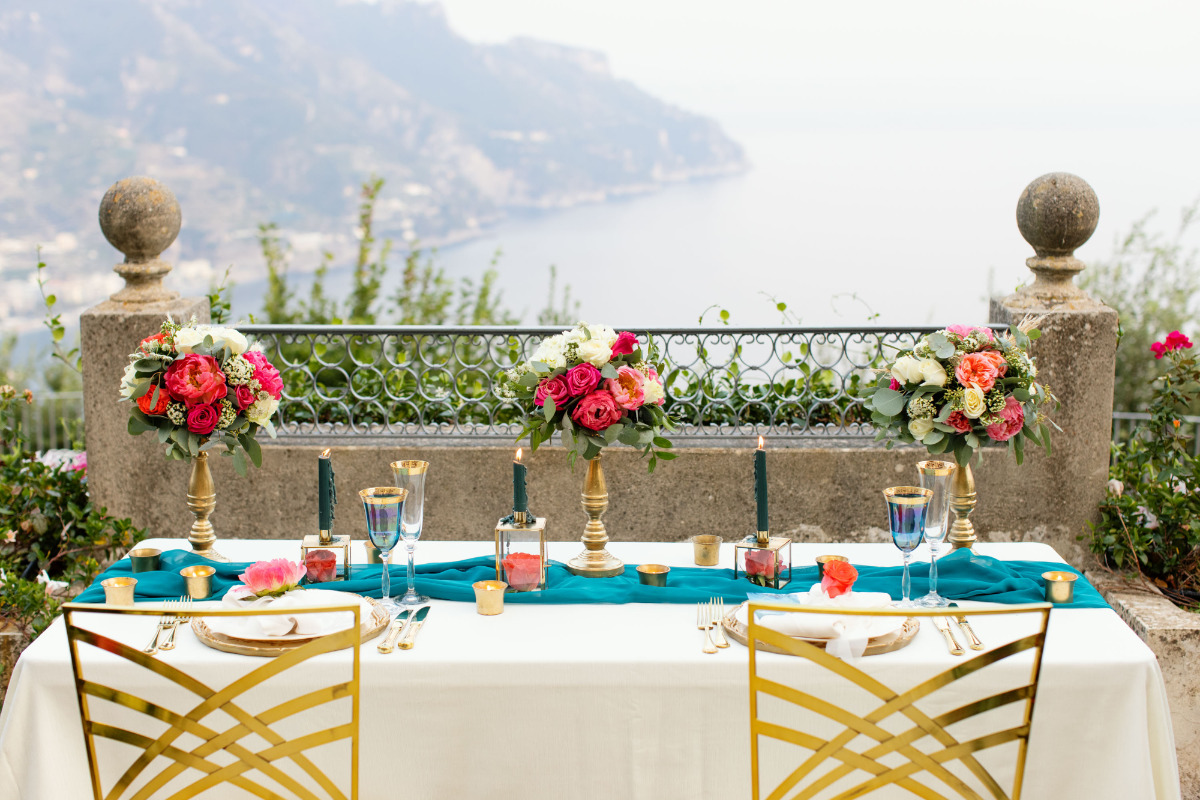 La Rondinaia: An Amalfi Coast Gem For Your Destination Elopement