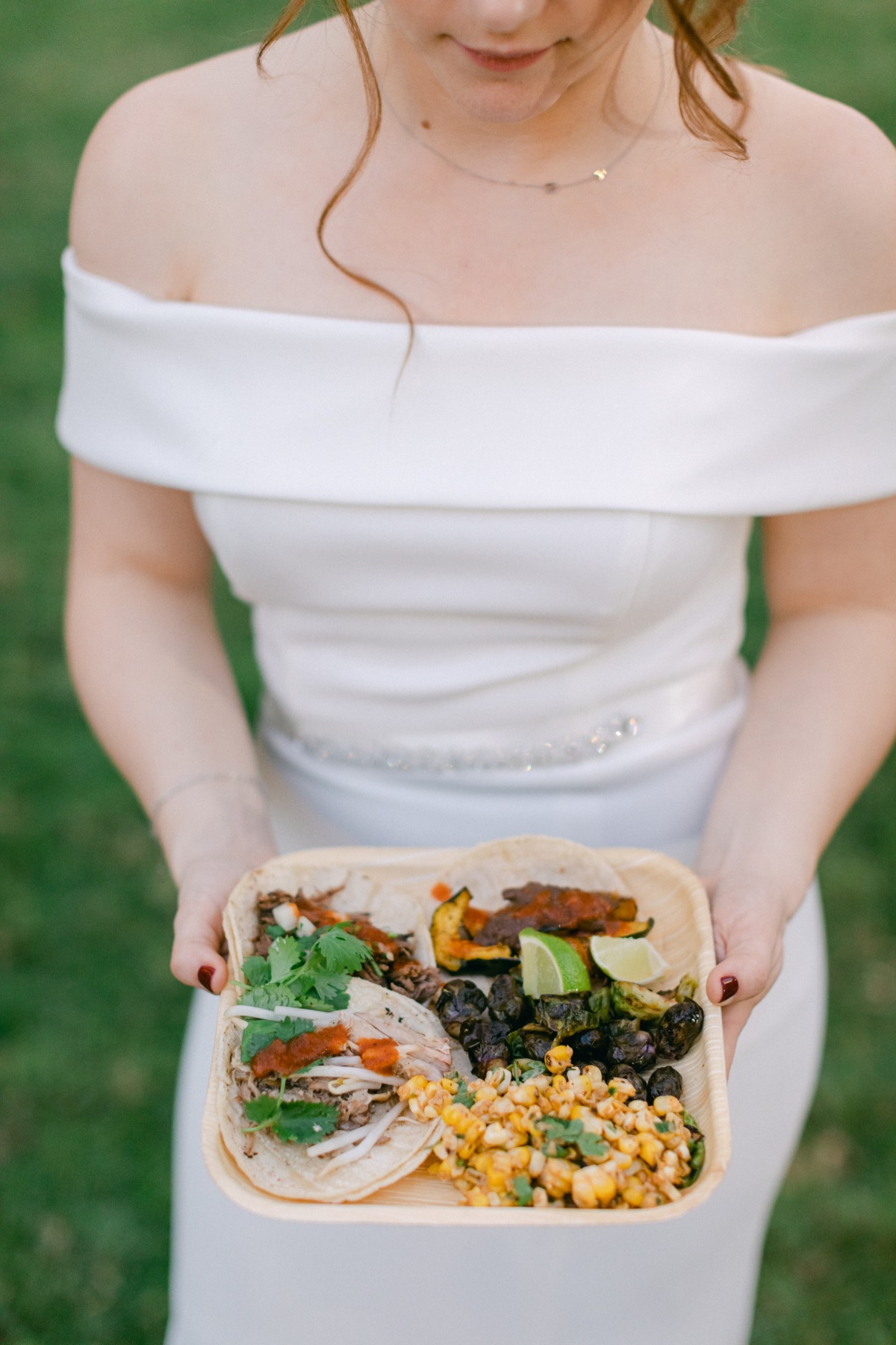 A Moody Micro-Wedding With A Silver Lining