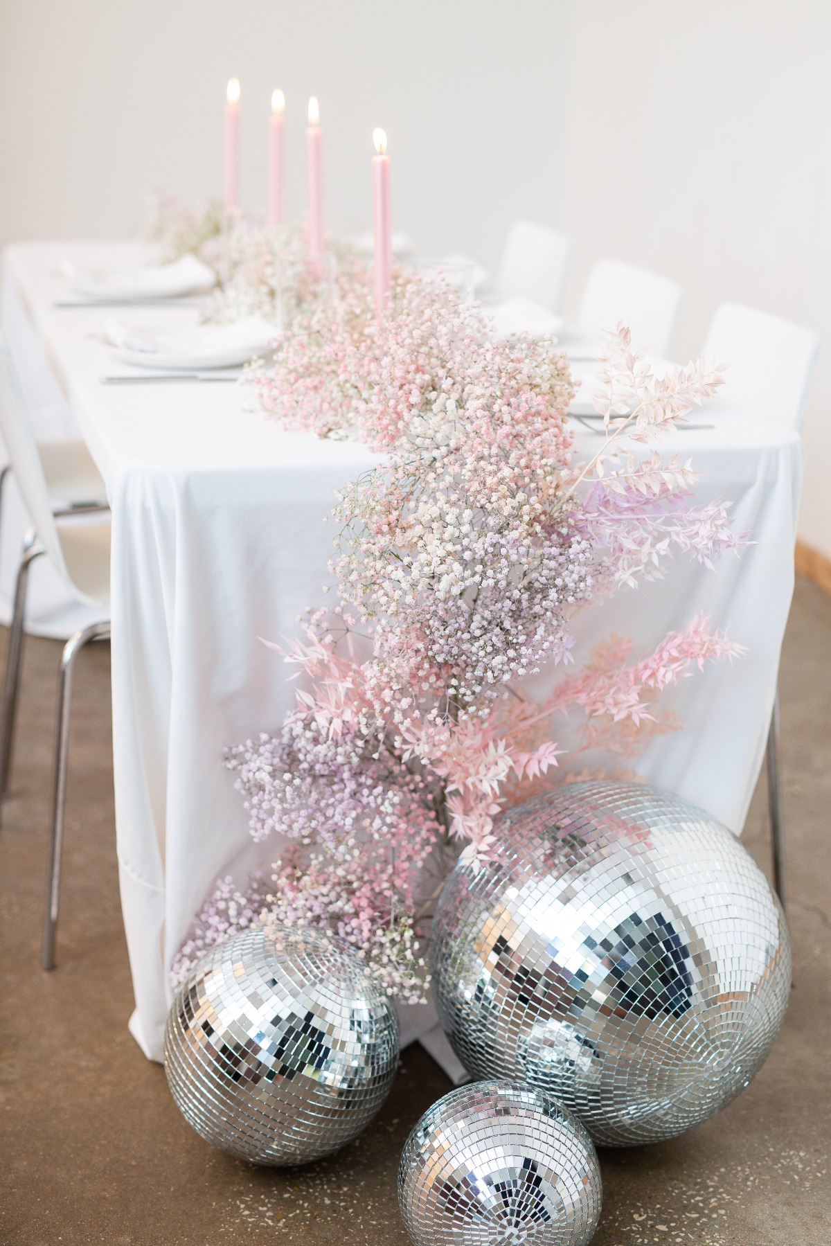 The Pink Disco Wedding Of Your Dreams In Austin Texas