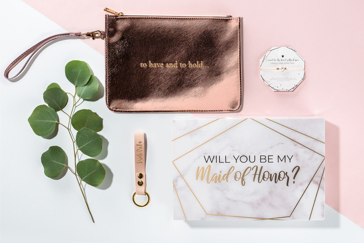 How to Create the Perfect Bridesmaid Proposal under $20