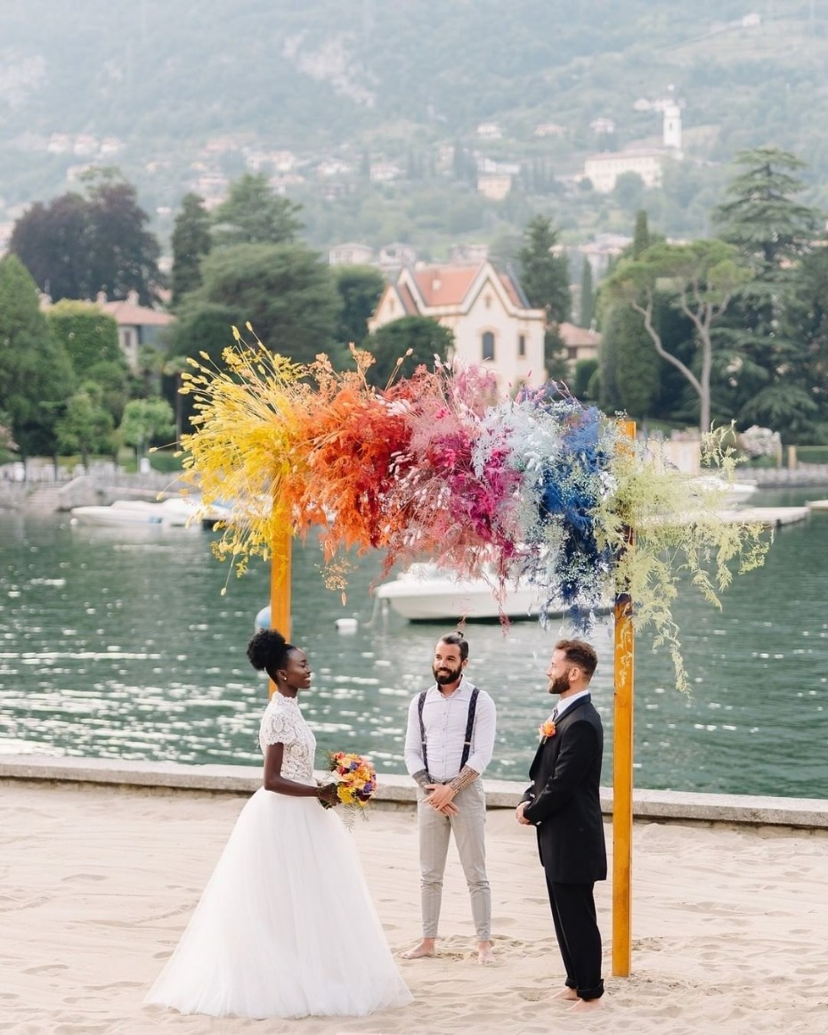 20 Wedding Shots That Shined In the Midst of a Really Tough Year