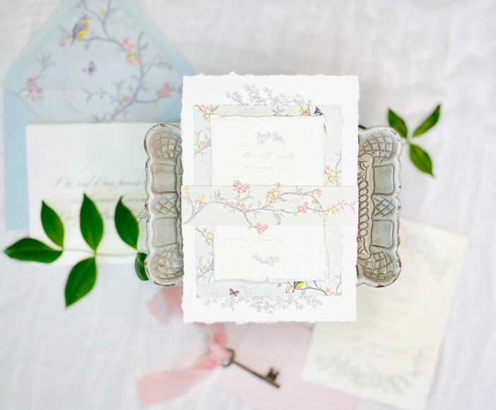Custom Wedding Invitations Set the Tone for your Perfect Day
