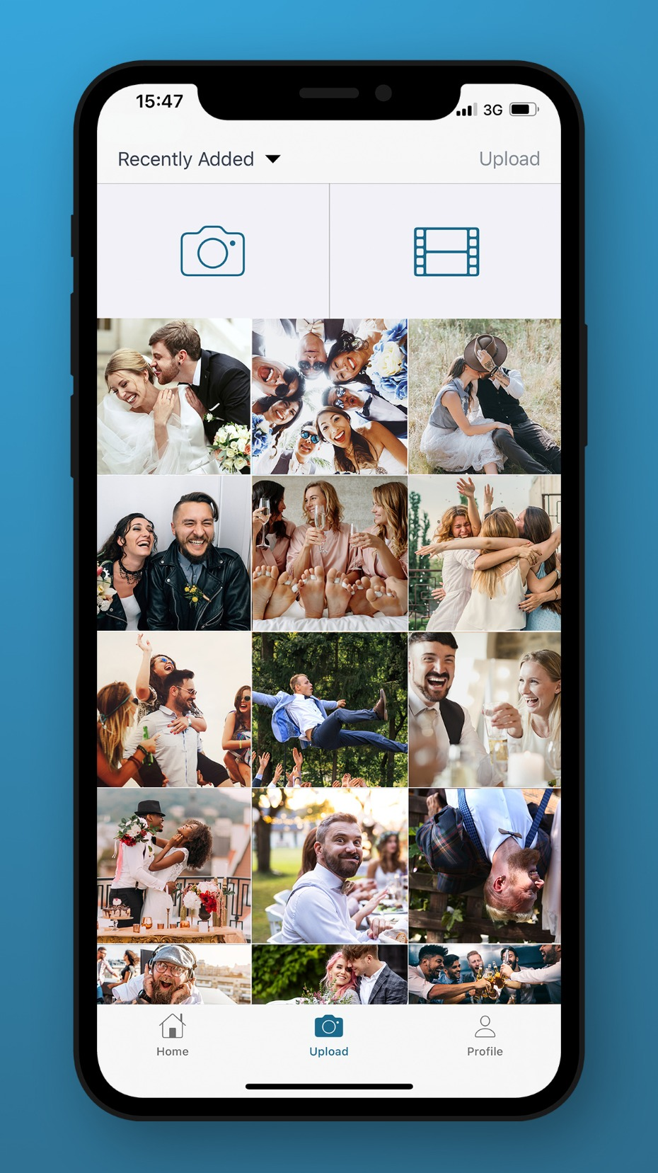 This App Lets You Know Exactly How Much Fun Your Guests Are Having at Your Wedding