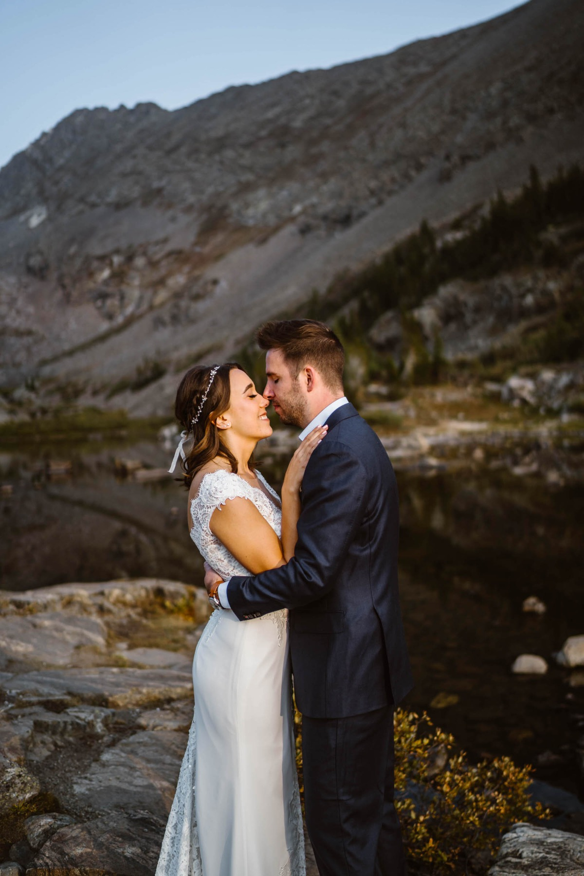 A Small Family Elopement in the Woods