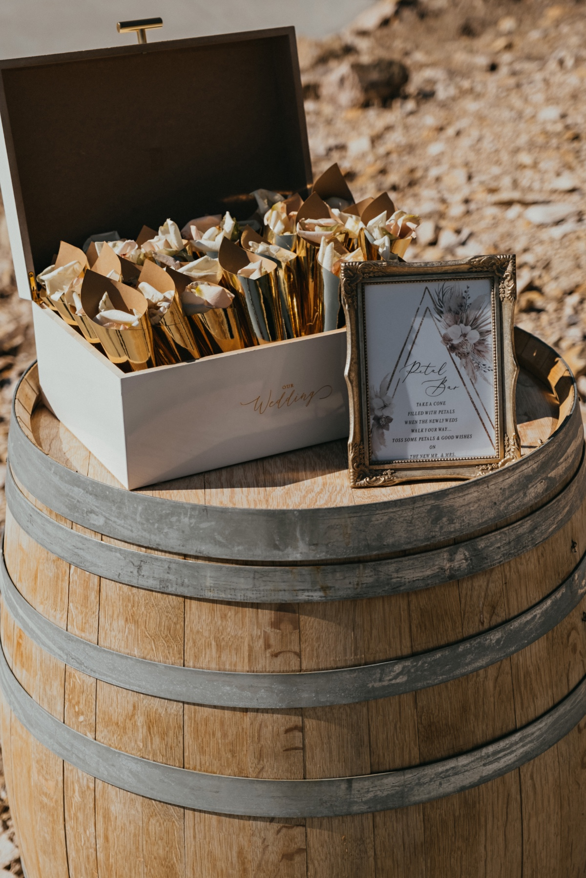 How To Have A Romantic Boho Inspired Vineyard Wedding in Lake Country, Canada