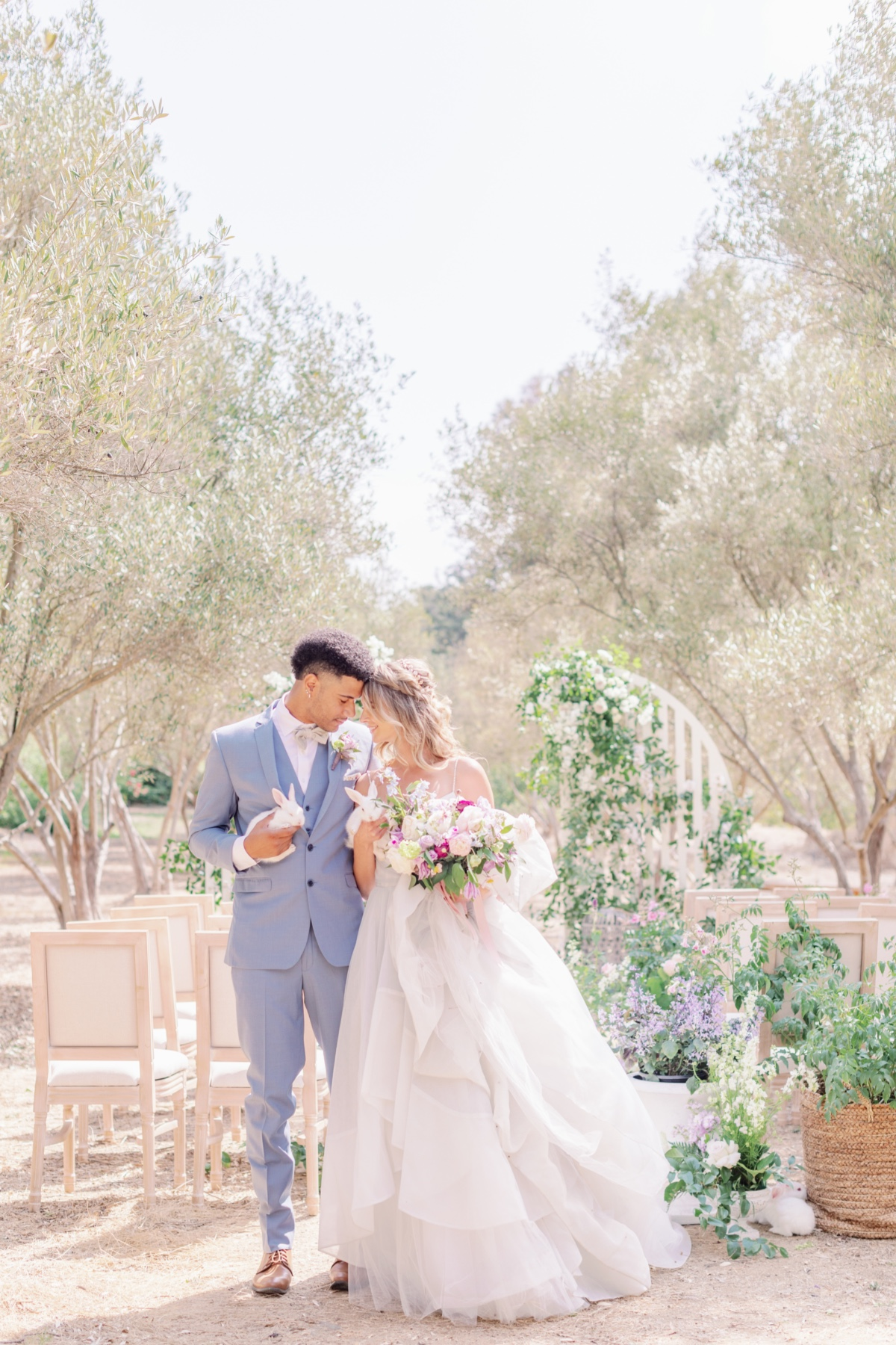 Make No Mistake, Spring Has Sprung And This Wedding Is Proof