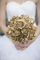 Gold Wedding Ideas From Omi Gold
