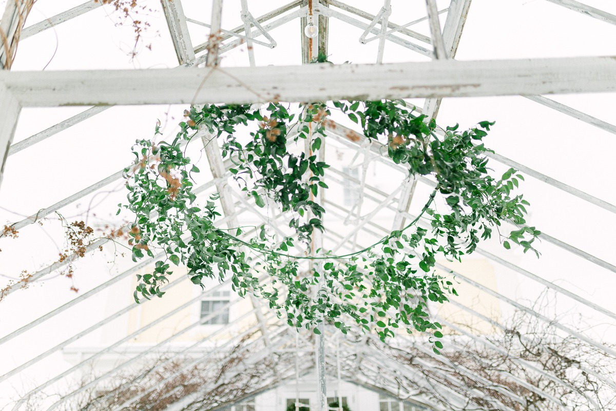 Dreamy Winter Wedding Inspiration in Vermont