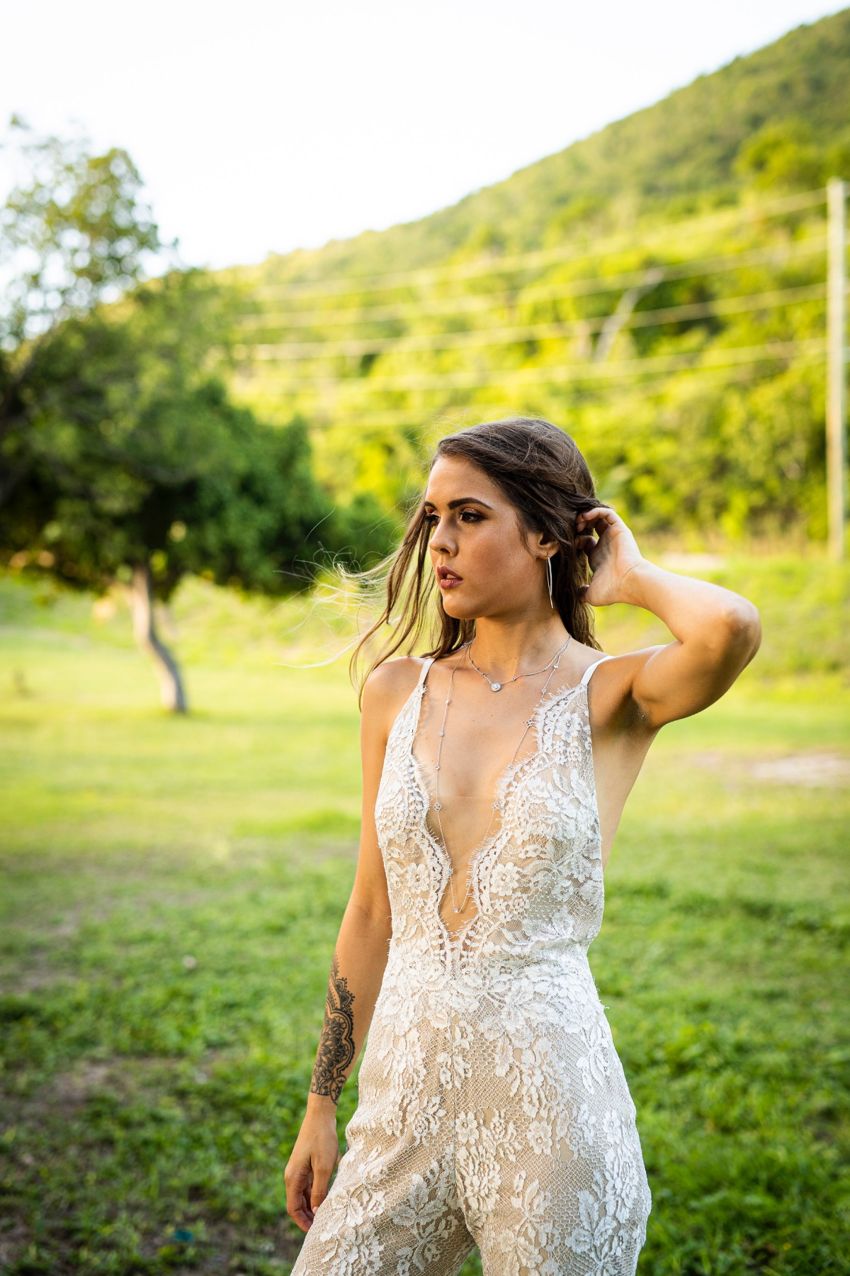 Add A Little Spice To Your Day With This Vibrant Caribbean Styled Shoot