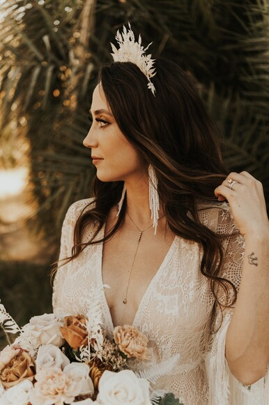 Hot Springs Adventure Elopement In Las Vegas