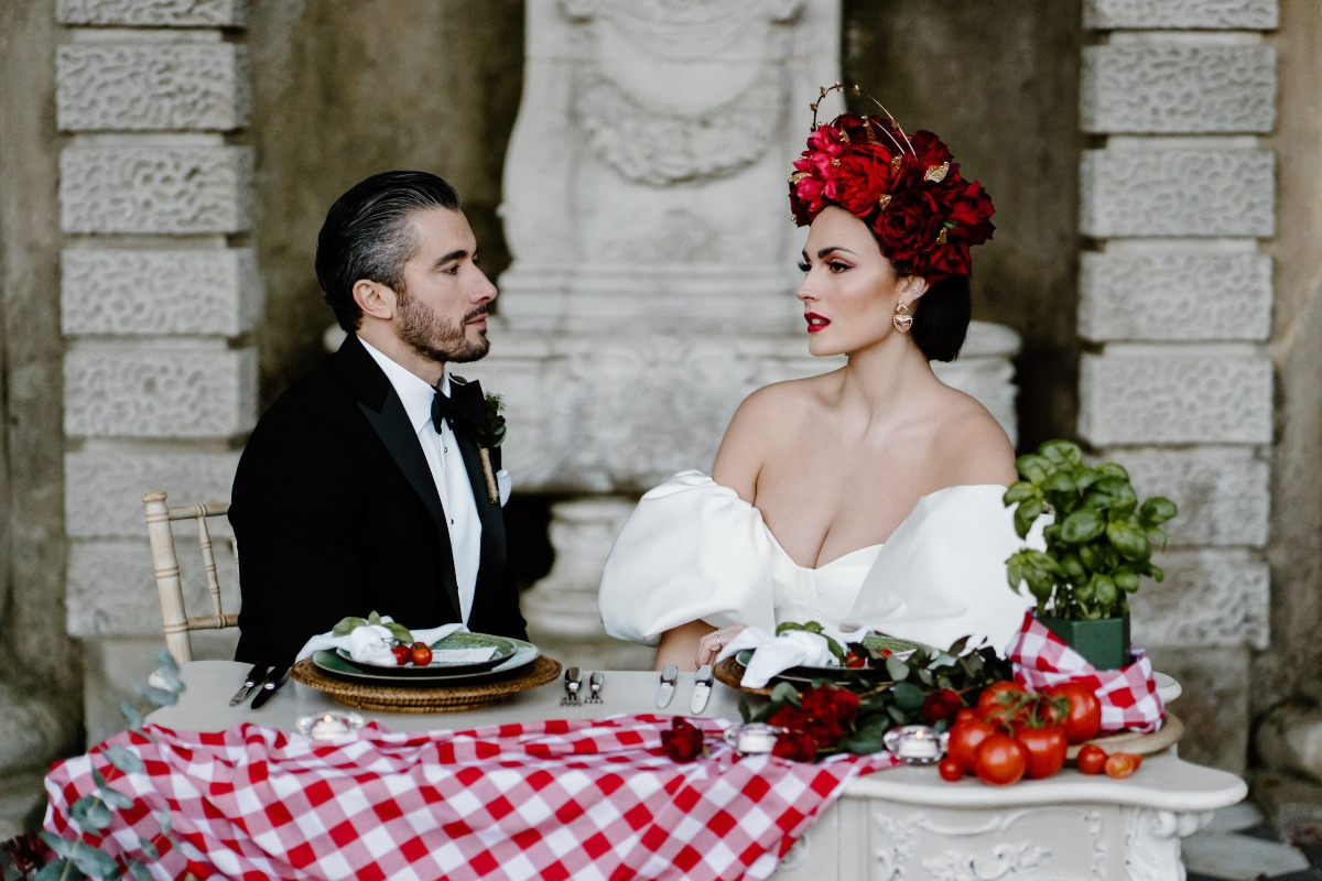 Spicy Dolce and Gabbana Inspired Shoot