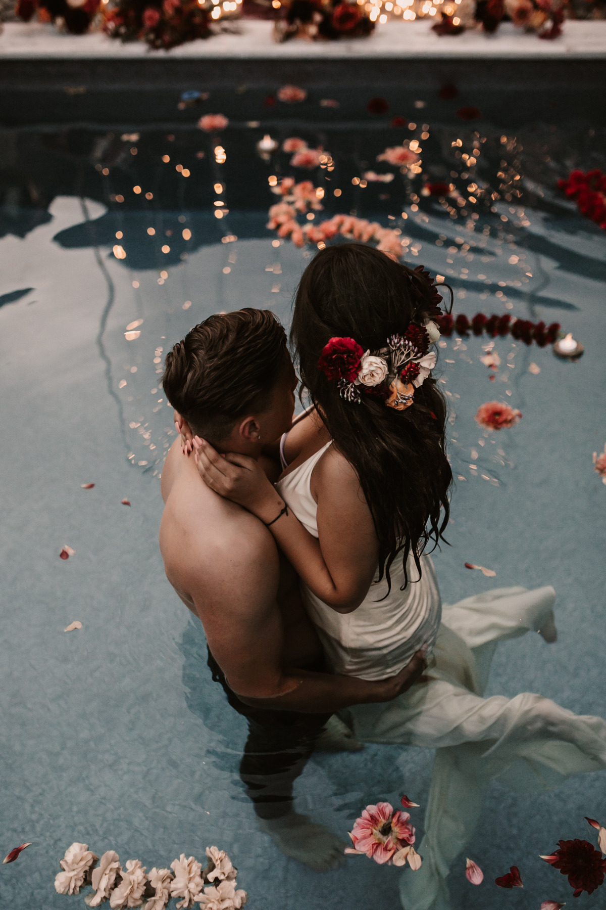 A Steamy Spanish-Inspired Shoot Where Tattoos Are The New Must-Have Wedding Accessory