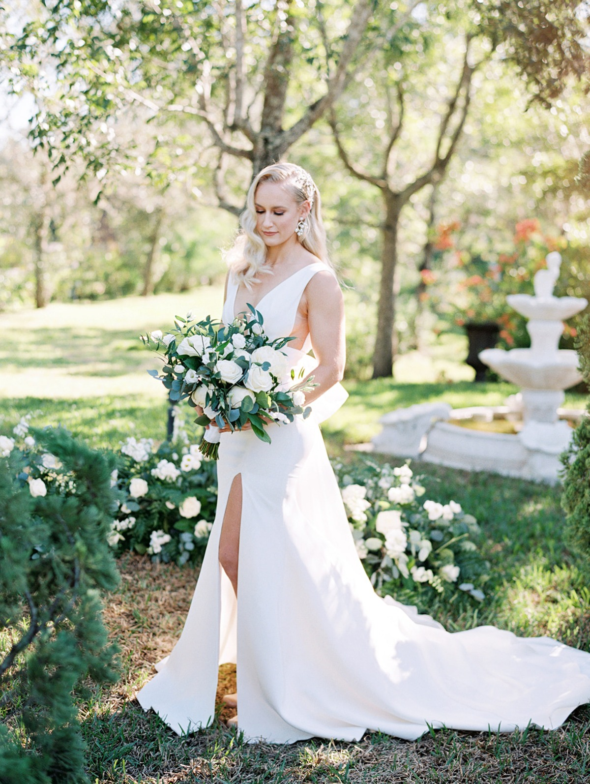 Style Your Wedding Day Look