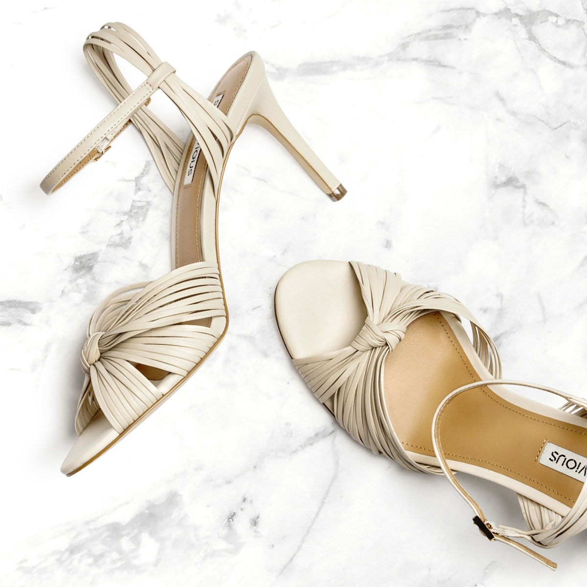 22 Gorgeous and Comfortable Bridal Shoes from Shoenvious