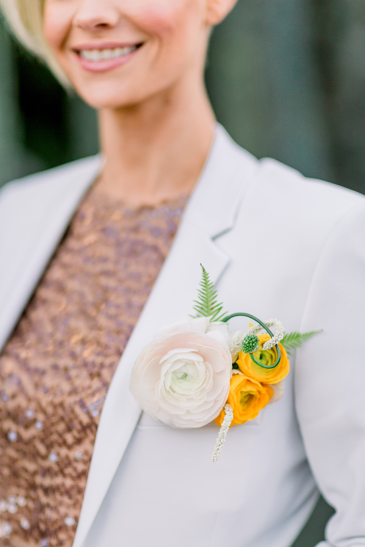 The Epitome of Elopement Style