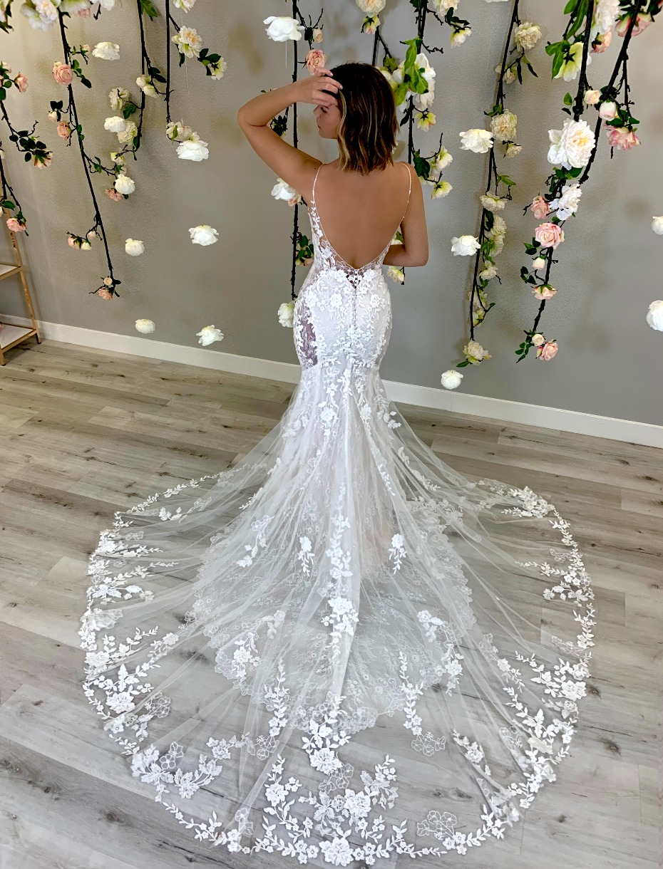 Enzoani's New 2021 Bridal Collections Give Us So Much Detail It's Dizzying (in the Best Way)