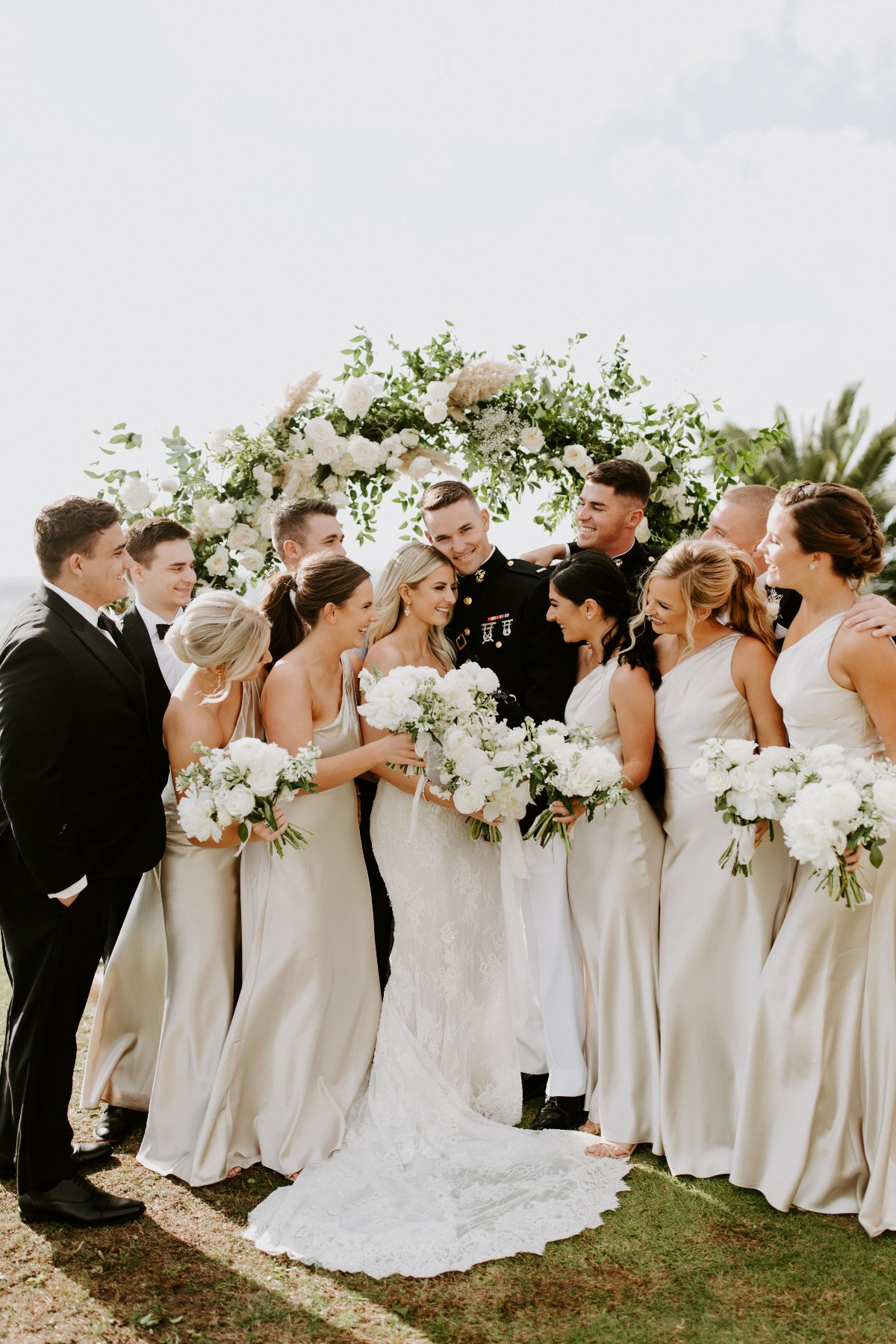 Beach Please...A Plan B Wedding That Turned Out Absolutely Perfect!