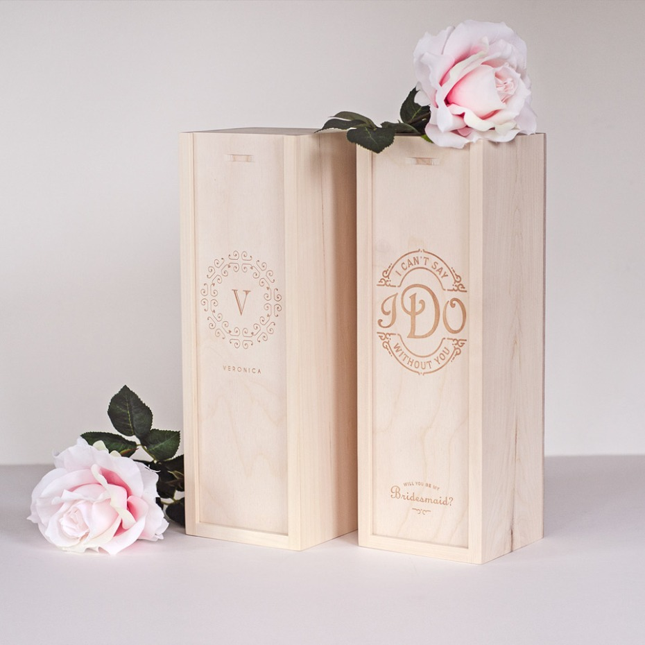 The Wine for Your Wedding Deserves Its Own Unboxing Moment