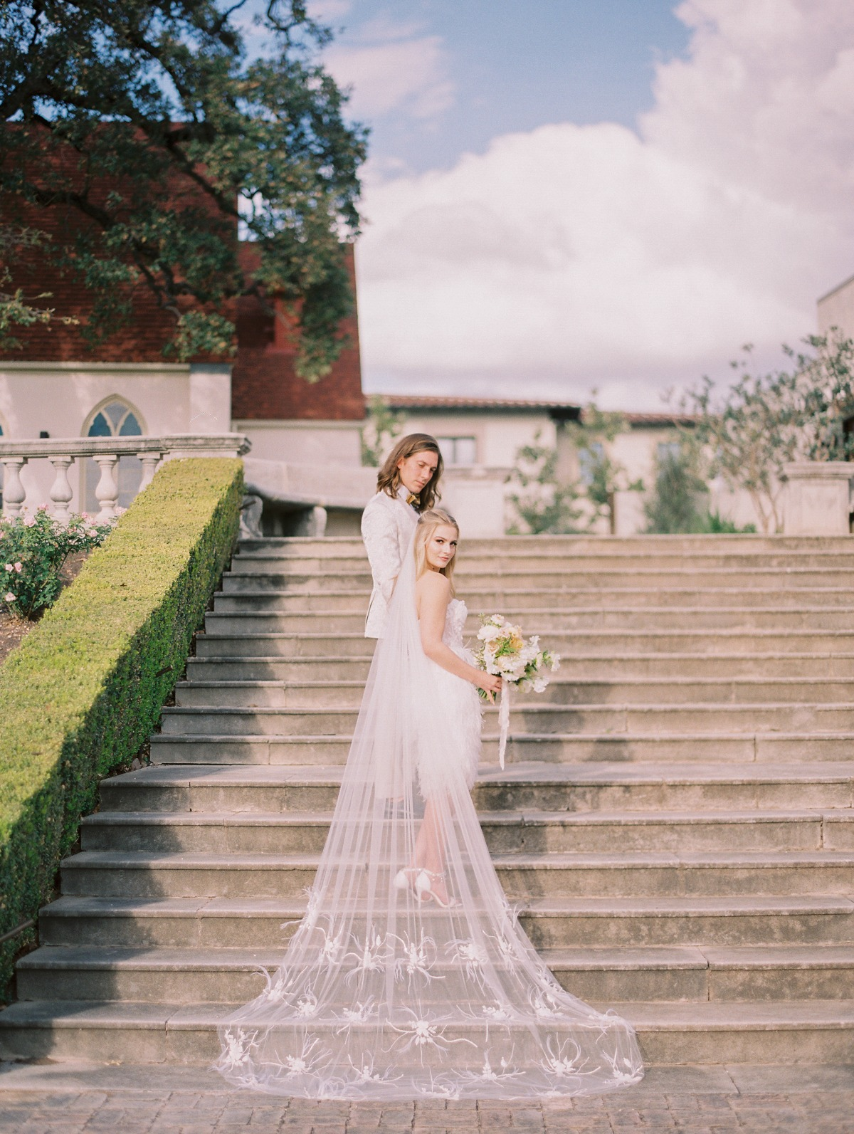 Elopement at Commodore Perry Estate