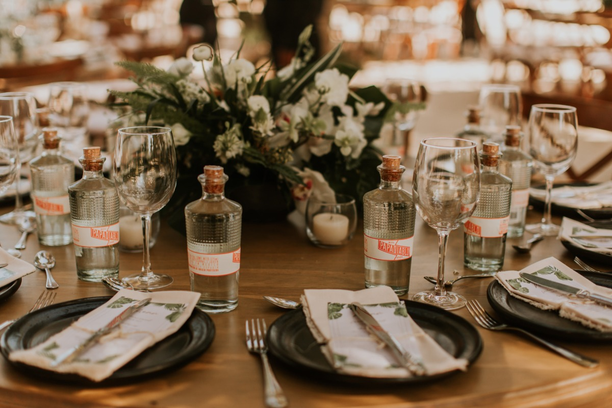 A Wedding Venue In Tulum Fit For Foodies