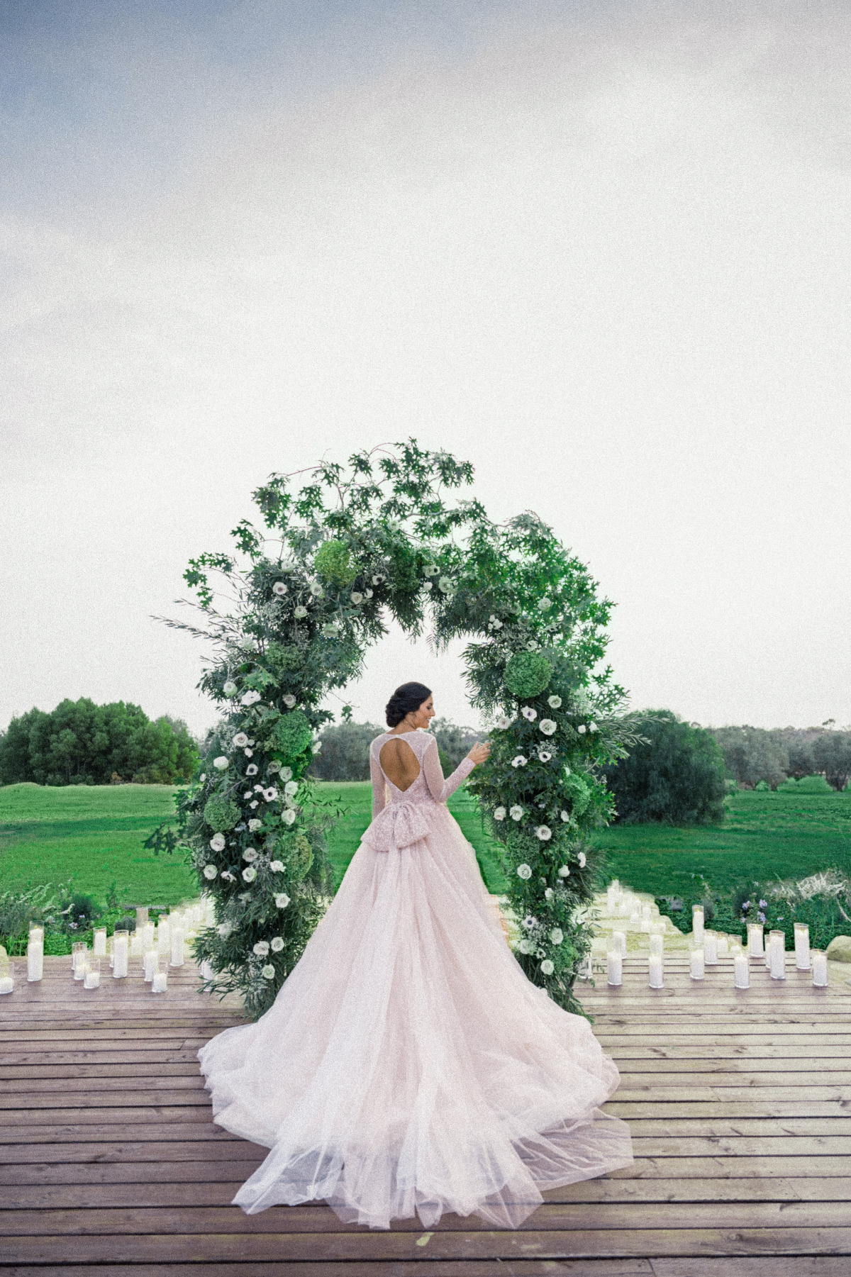 5 Focal Points in your Wedding Design