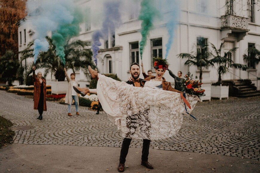 Can't Get Where You Want To Be? Bring Your Destination Wedding To You