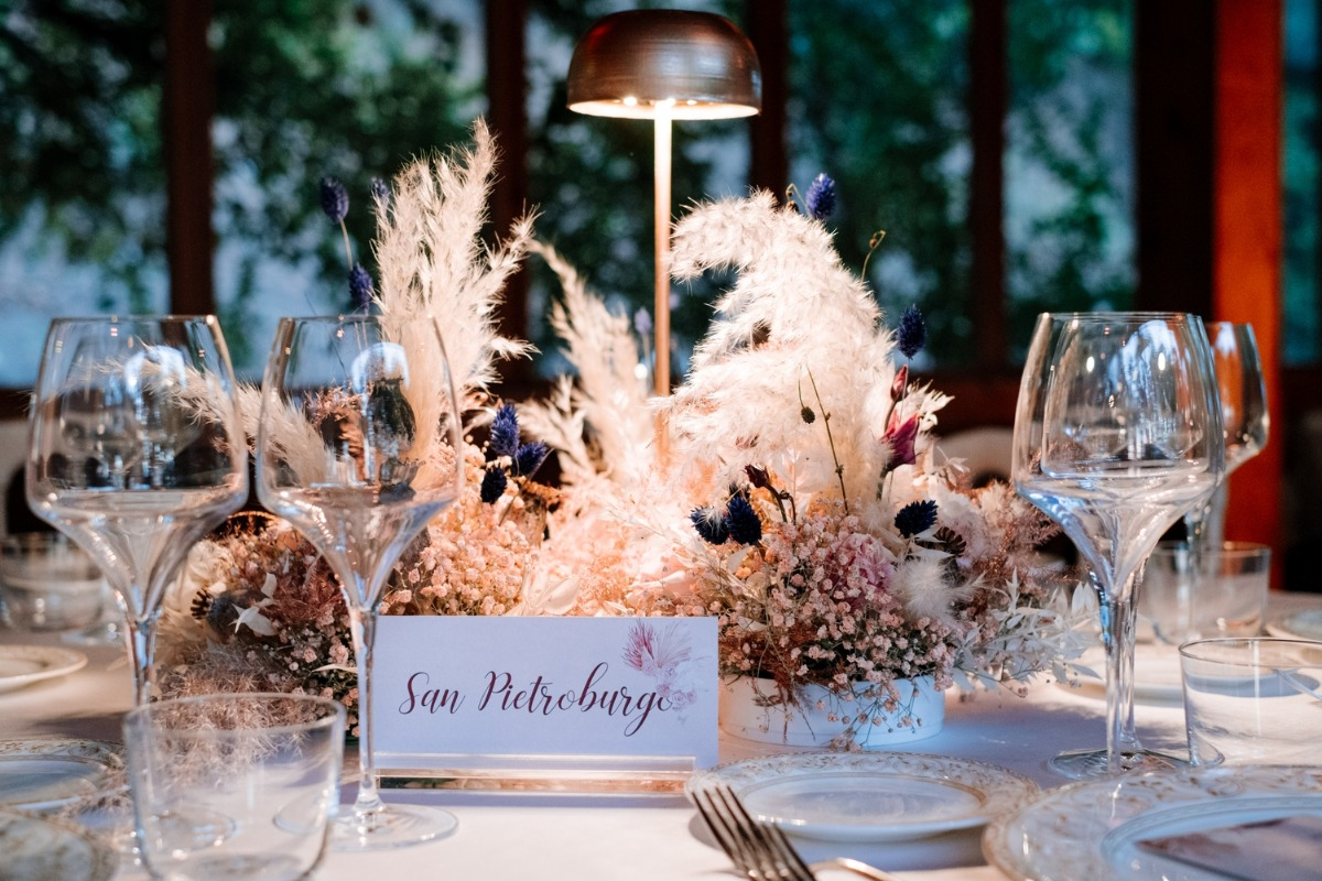 Intimate Italian Wedding In An Antique Country House