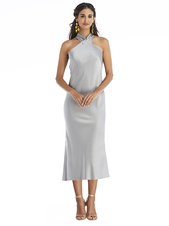 X Spring and Summer-Perfect Ultimate Gray Bridesmaids Dresses From Dessy