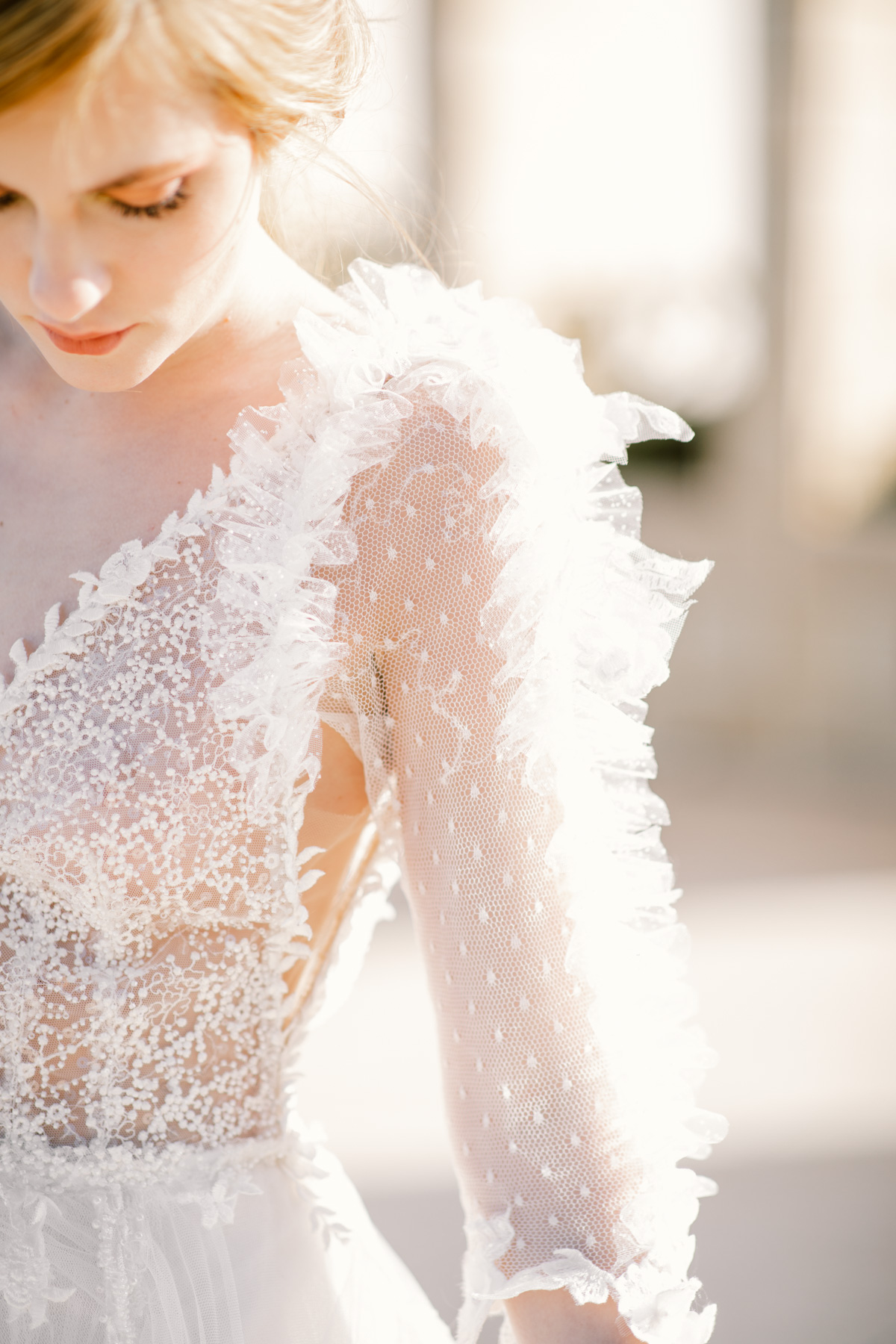 Elegant and timeless wedding inspiration in Greece