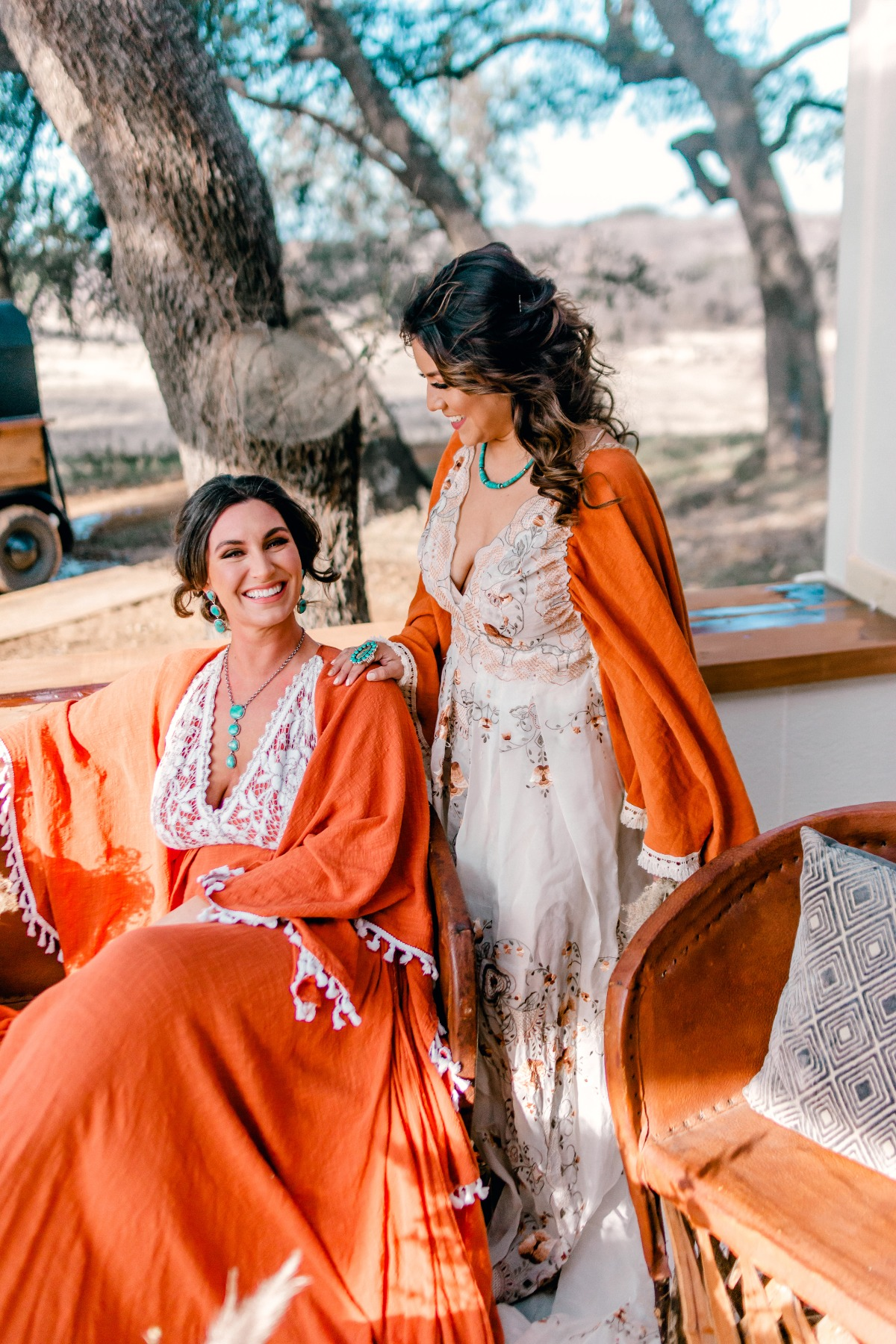 This Texas Team Went All In On The Southwestern Boho Theme For This Stunning Inspiration Shoot