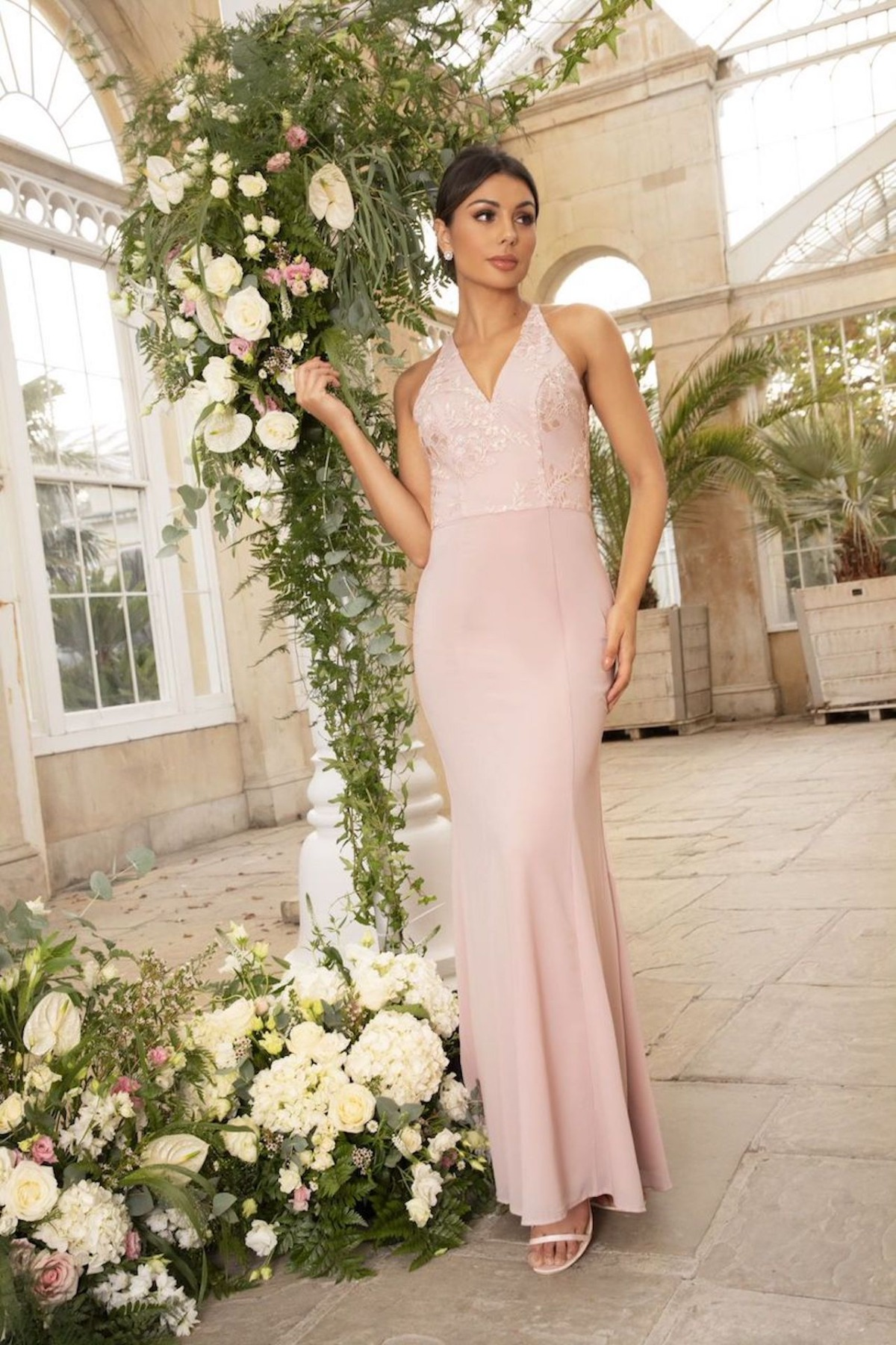 Powerful Pink: Our favourite pink bridesmaid dress styles