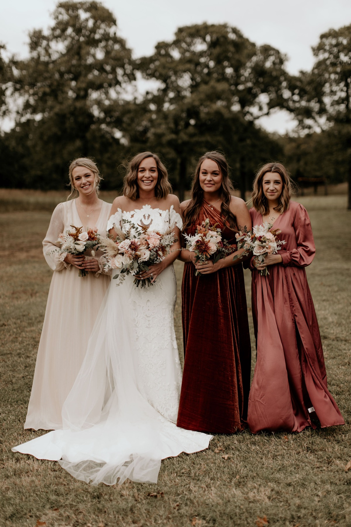 This Intimate Texas Wedding Will Make You Fall In Love With Fall