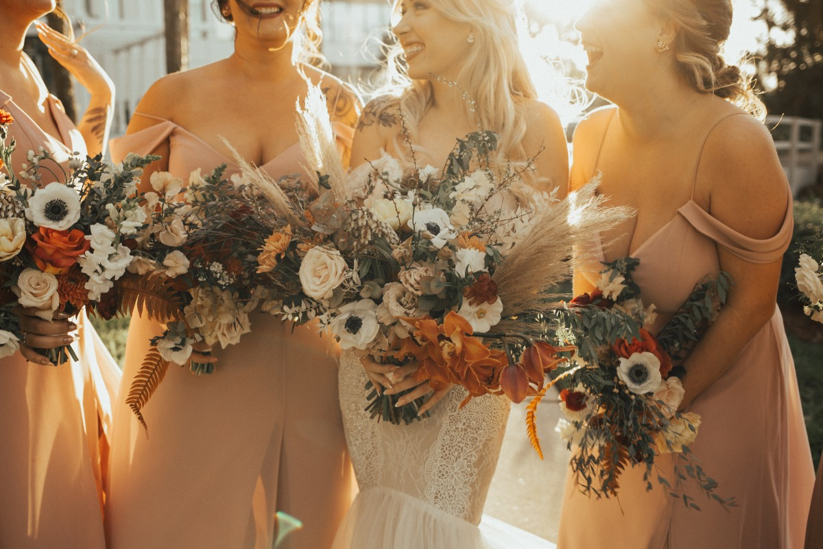 How To Plan A Wedding That Can Work For Any Season...In Case Plans Change