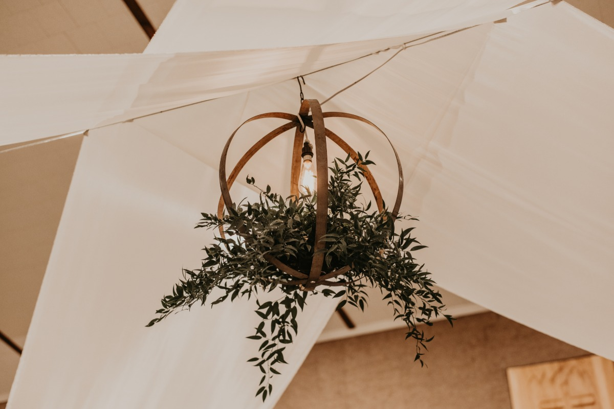 This Rustic Indiana Wedding Looks Like A Real Good Time