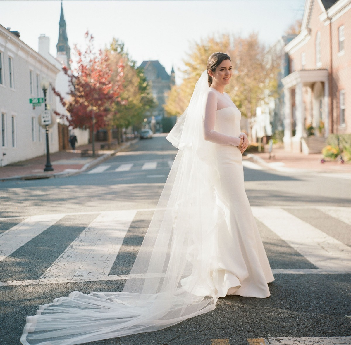This Couple Announced Their Wedding on a Billboard in DC
