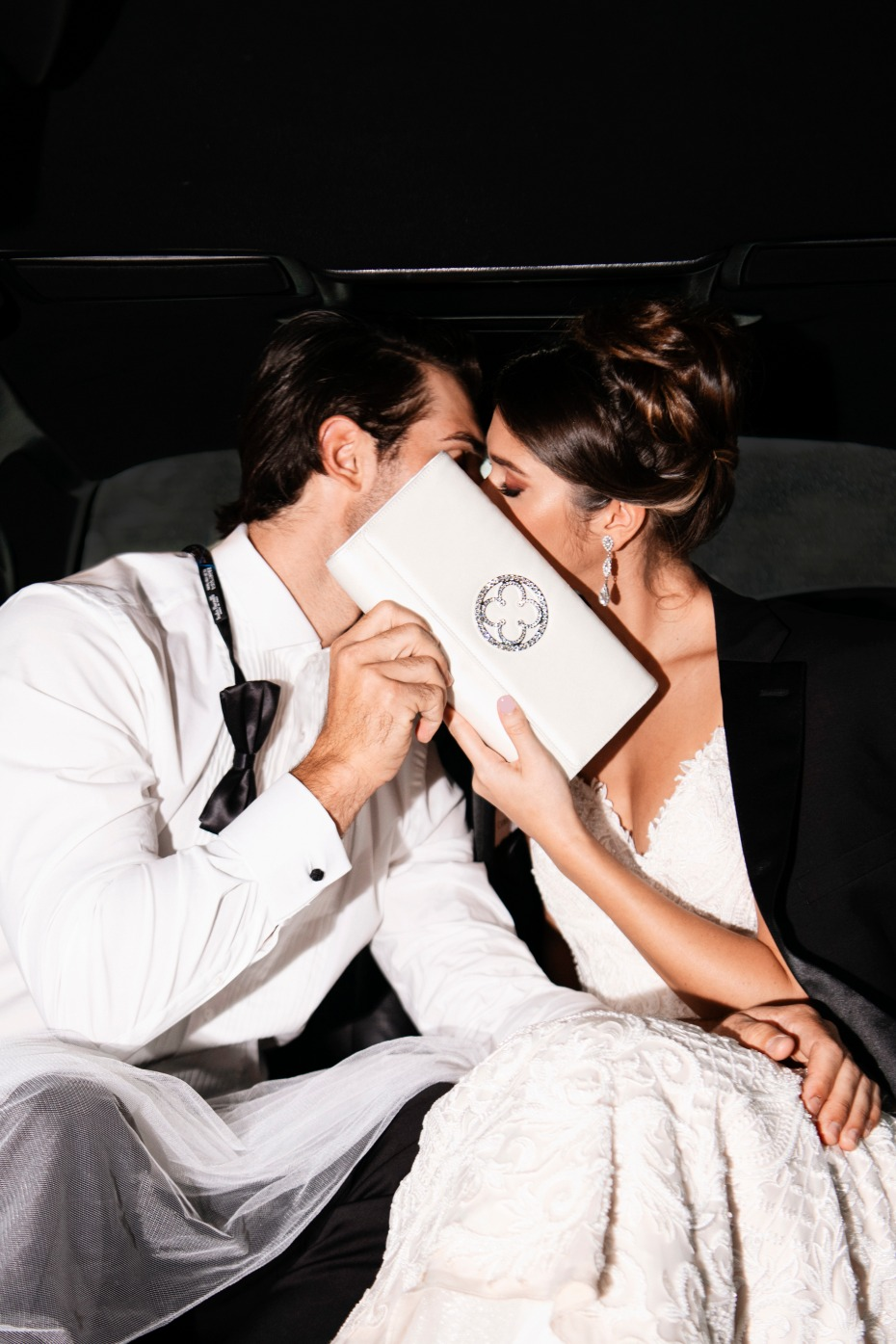 This Is Exactly Where You'll Want to Put That Love Letter on Your Wedding Day