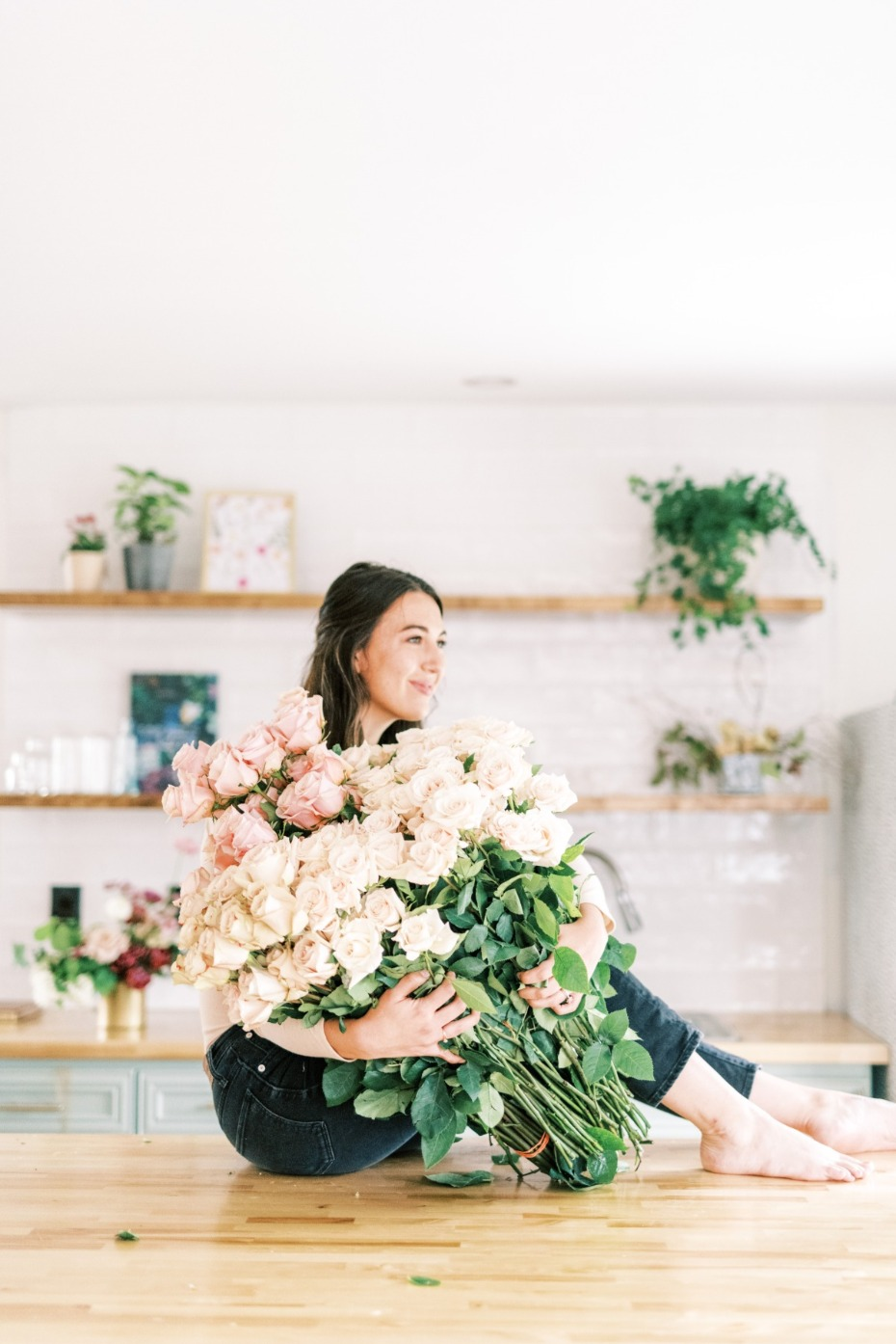 Behind the Bouquet with Echoes of Eden Florals